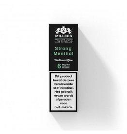 Millers Platinum - Strong Menthol