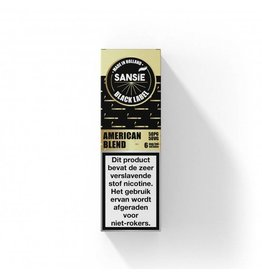 Sansie Black Label - American Blend