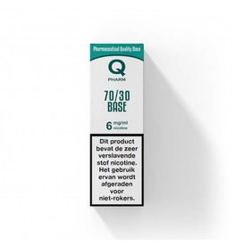 Qpharm Base 70%PG / 30%VG