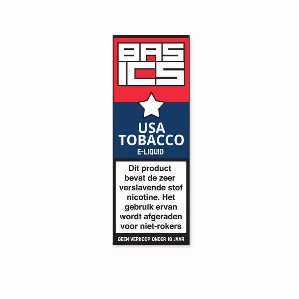 Basics - USA Red Tabak