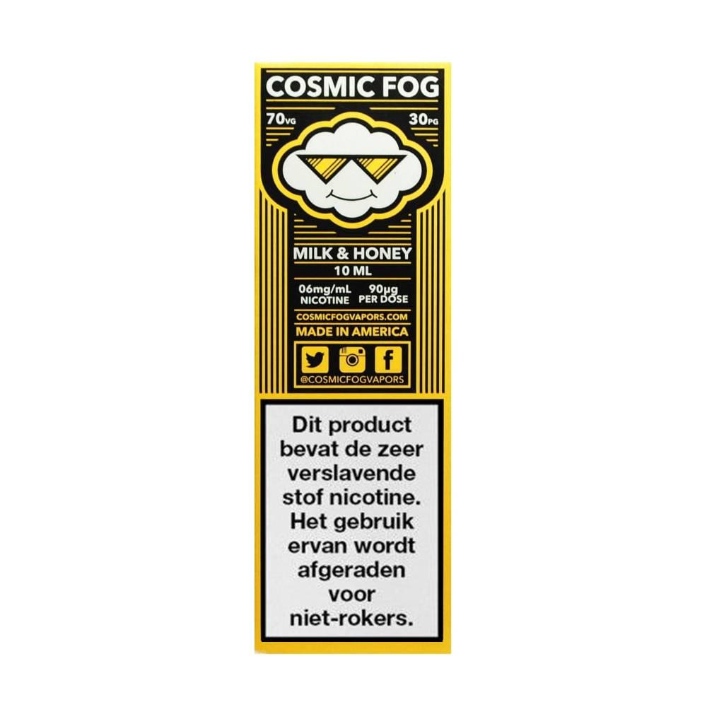 Cosmic Fog ‑ Milk & Honey