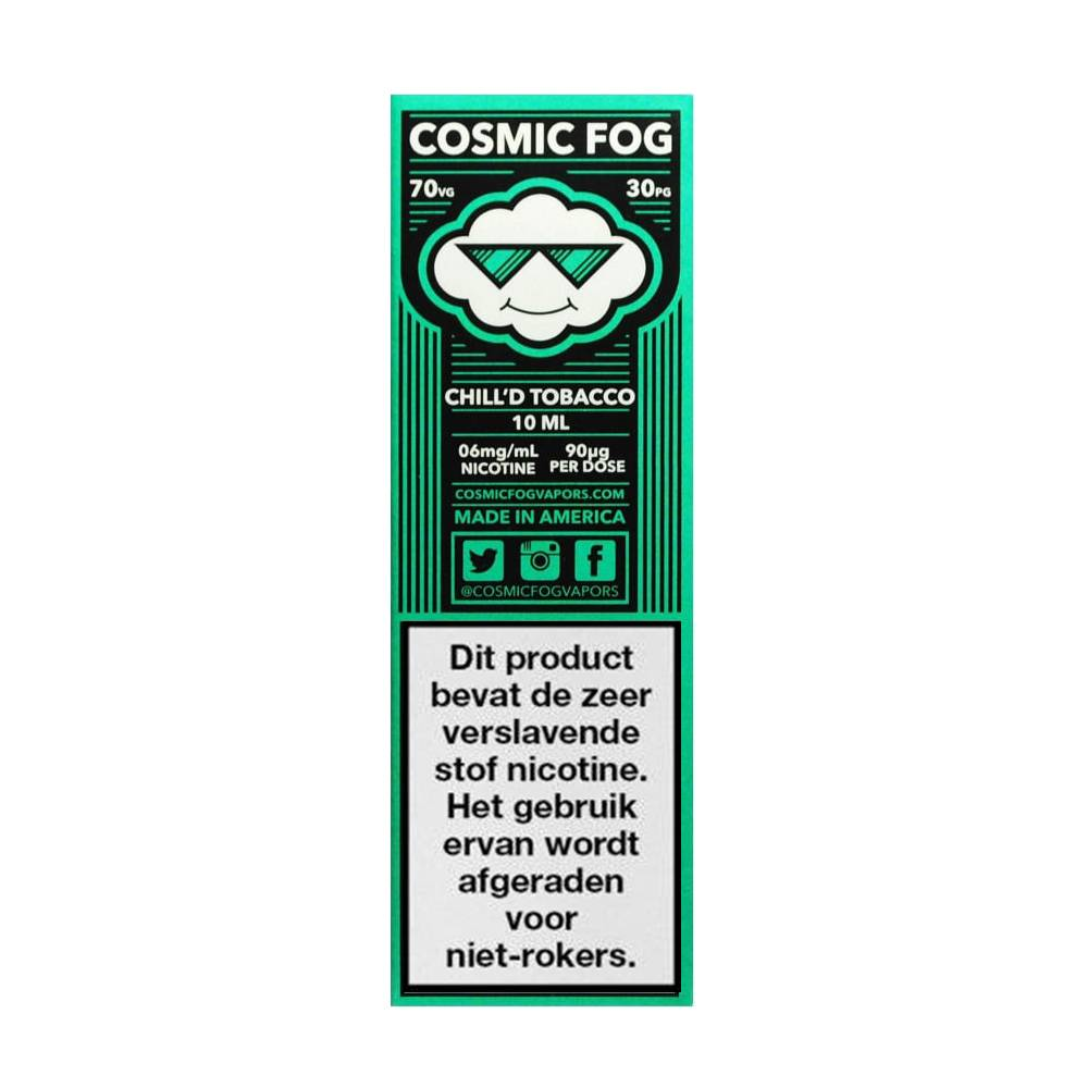 Cosmic Fog ‑ Chill'd Tobacco