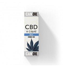 Canoil CBD E-liquid Mint 200MG CBD