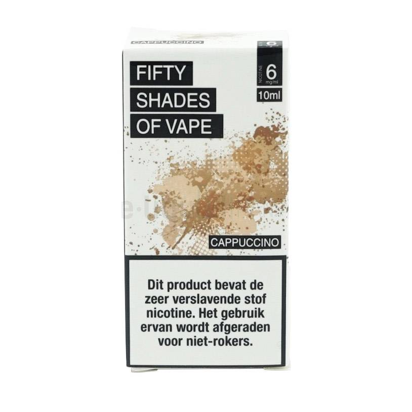 Fifty Shades of Vape - Cappuccino