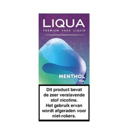 Liqua Elements - Menthol