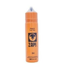 Zap! Shake & Vape - Peach Ice Tea