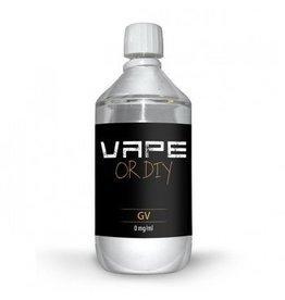 Vape or DIY 1 liter Base 100% VG-0mg
