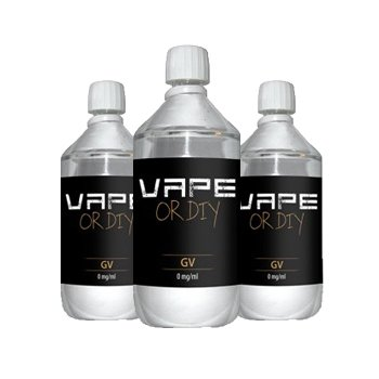 Vape oder DIY (revolute) Base (1 Liter)