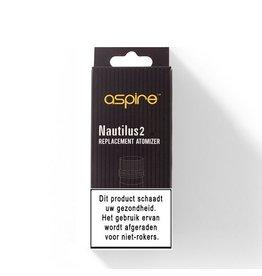 Aspire Nautilus zwei Spulen 0,7 Ohm