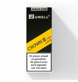 Uwell Crown III Coils - 4pcs