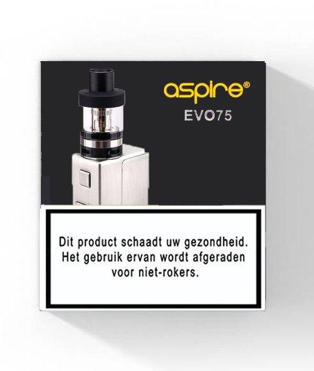 Aspire EVO75 Starterset - 75W