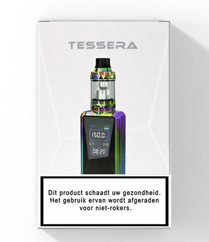 Eleaf Tessera Starterset - 3400mAh
