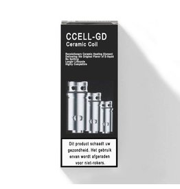 Vaporesso CCELL-GD Ceramic Coil - 5pcs