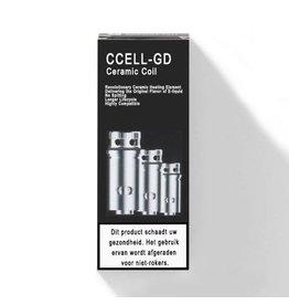 Vaporesso CCELL-GD Keramikspule - 5St