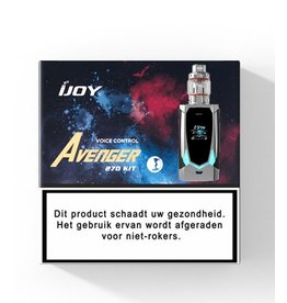 IJOY Avenger 270 Voice Control Starterset - 234W
