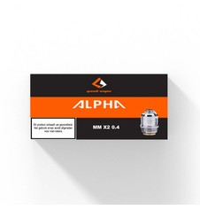 Geekvape - Alpha Meshmellow Spule 3pcs / pack