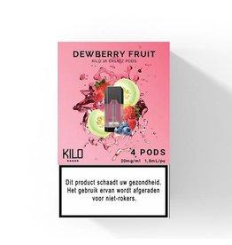Kilo 1K - Dewberry Fruchthülsen 4St