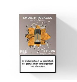 Kilo 1K - Smooth Tobacco Pods 4pcs