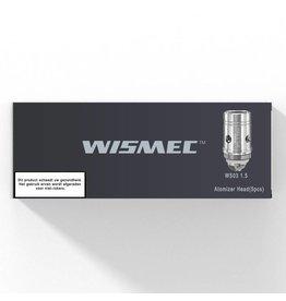 Wismec WS03 MTL 1.5Ω Coil - 5pcs