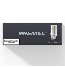 Wismec Reux / Amor Mini Coil 0.2Ω - 5pcs