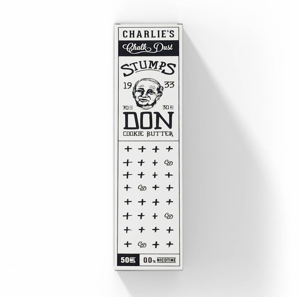 Charlie's Chalk Dust | STUMPS | Don - 50ml