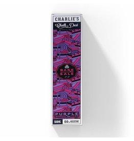 Charlie's Chalk Dust - Purple Wedding Cake - 50ml
