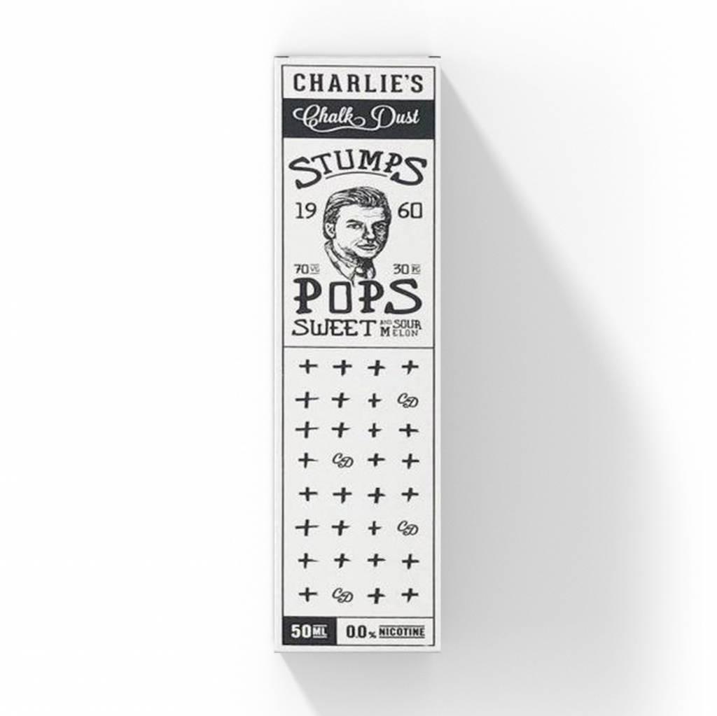 Charlie's Chalk Dust | STUMPS | Pops