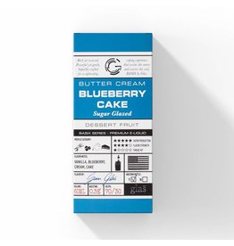 Glass Basix - Blueberry Cake 60ML S & V