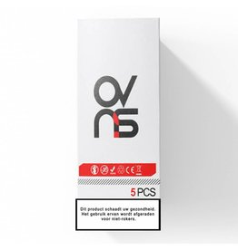 Ovns Saber Replacement Pod Cartridge 5 pieces