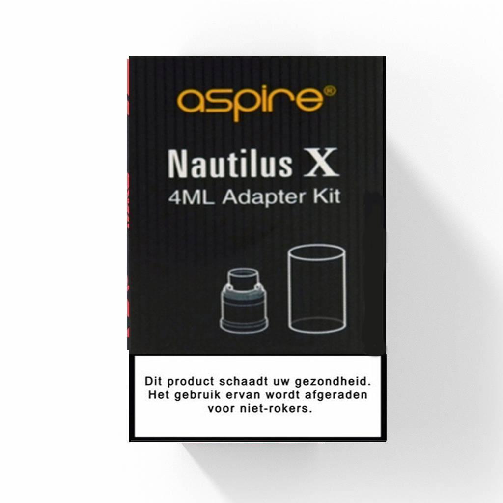 Aspire - Pyrex glas