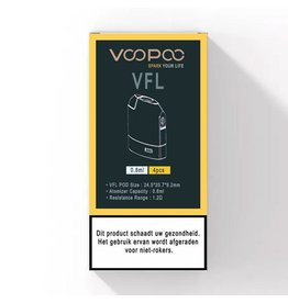 VOOPOO VFL Ersatz-Pod 4-tlg