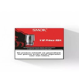 SMOK V12 Prince baby RBA Coil - 0.25 Ohm (1 St.)