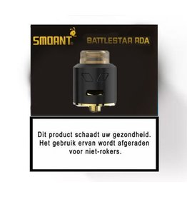 Smoant Battlestar RDA dripper