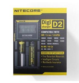 Nitecore Digicharger D2 Ladegerät