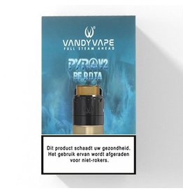 Vandy vape Pyro 24 RDTA Tank - 2,0 ml