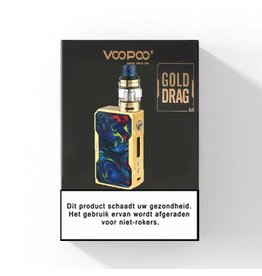 Voopoo Gold Drag Starter Set - 2ML