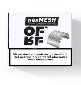 OFRF nexMESH Triple Density Mesh Coil 10Stk