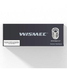 Wismec WS-M Mesh Coil 0.27- 5pcs