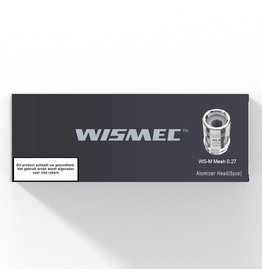 Wismec WS-M Mesh Coil 0,27- 5St
