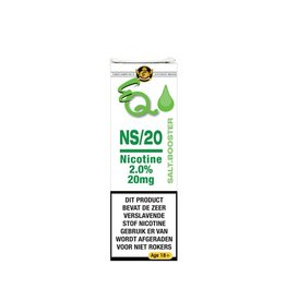 "EQ Solt Base NS/20 -  70VG ""Nic Salt"""