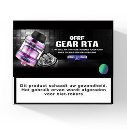 OFRF Gear RTA tank 2ml