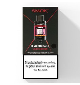 SMOK TFV8 Big Baby Clearomizer (Light Edition)