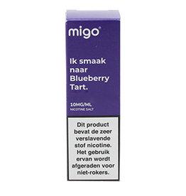 Migo - Blaubeertörtchen (Nic Salt)