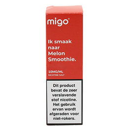 Migo - Melon Smoothie (Nic Salt)