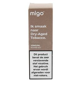 Migo - trockener Tabak (Nic Salt)
