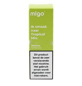 Migo - Tropische Mischung (Nic Salt)