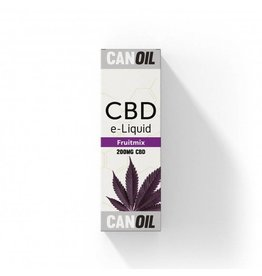 Canoil CBD E-Flüssigkeit Fruchtmischung 200MG CBD