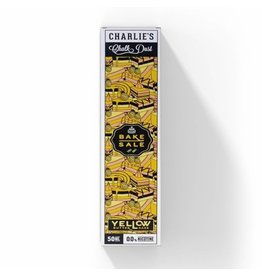 Charlie's Chalk Dust - Yellow Butter Cake - 50ml