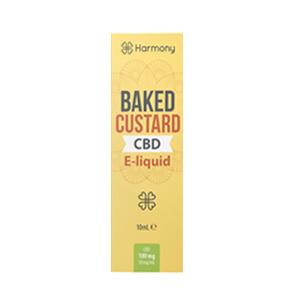 CBD Harmony Baked Custard