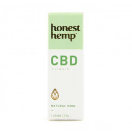 Honest Hemp CBD - Natural